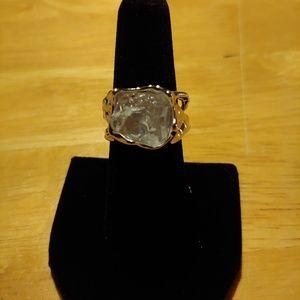 Jewelry - White Quartz Crystal Ring
